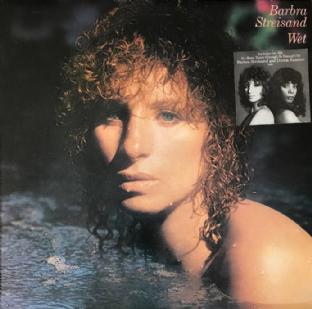 Barbra Streisand ‎- Wet (LP) (VG+/VG+)